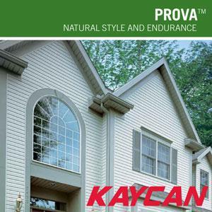Kaycan Prova Brochure